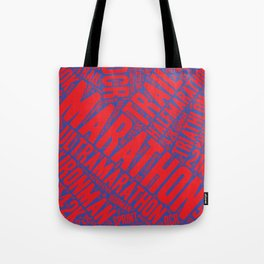 all race Tote Bag