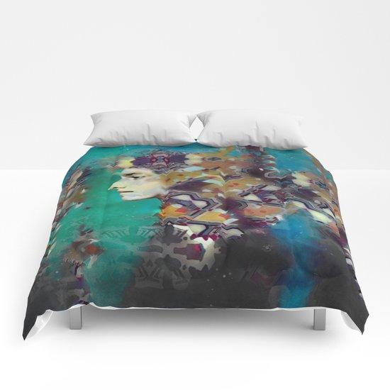 Kelp Queen Comforters