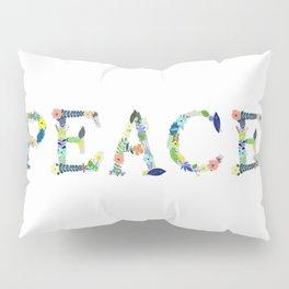 PEACE Pillow Sham