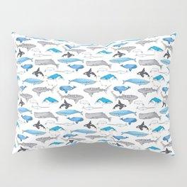 Whale Constellation Pillow Sham