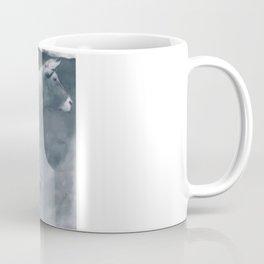 Impressions of a Brown Swiss Coffee Mug