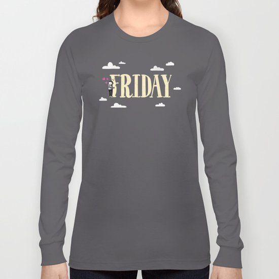 Friday, I'm in Love Long Sleeve T-shirt