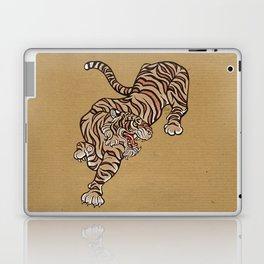 Tiger in Asian Style Laptop & iPad Skin