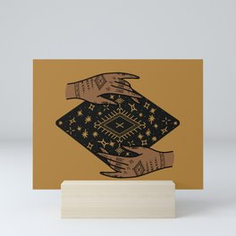 UrbanNesian Diamond Malu Mini Art Print
