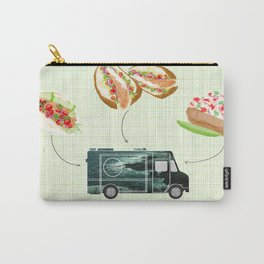 Foodtrucks | By Priscilla Li Carry-All Pouch