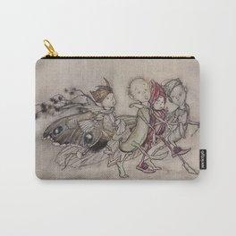 """""""Midsummer Fairies"""" by Arthur Rackham Carry-All Pouch"""