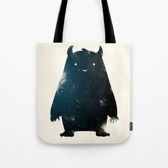 Mr. Cosmos (Color Version) Tote Bag