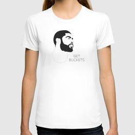 Kyrie Gets Buckets T-shirt