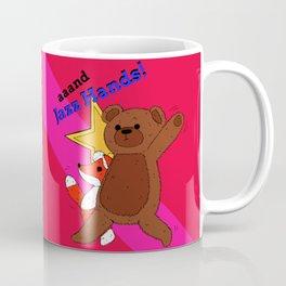 aaand Jazz Hands! Coffee Mug