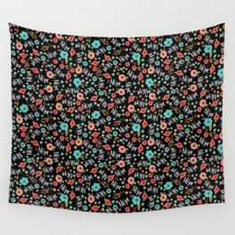 Pretty Not-So-Sweary: Nope, Night Wall Tapestry