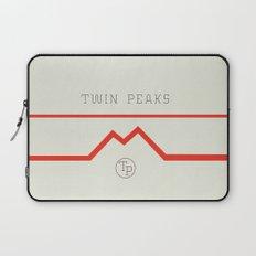 Twin Peaks High School Laptop Sleeve