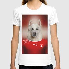 Worldcup 2014 : Switzerland - Swiss Sheperd T-shirt