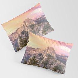 Yosemite Valley Summer Sunrise Pillow Sham