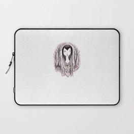 Vamp Girl Laptop Sleeve