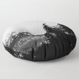 Sombre Floor Pillow