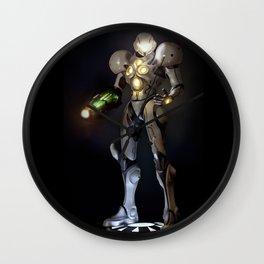 Metroid Prime 2 Wall Clock