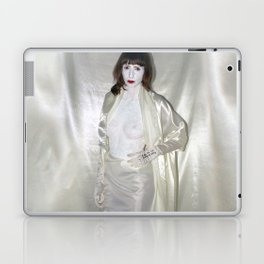 "say no to patriarchy / ""the fashion"" Laptop & iPad Skin"