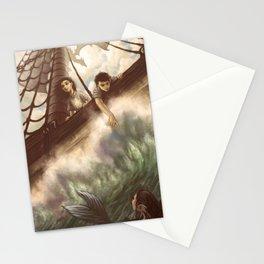 Seas of Adventure Stationery Cards