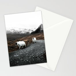 Ram Crossing / Isle of Skye Stationery Cards