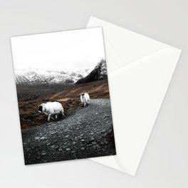 Ram Crossing / Isle of Skye Stationery Cards
