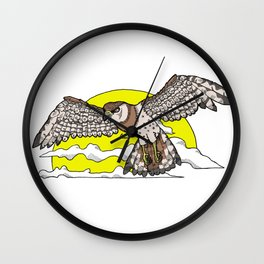 Broadwing  Wall Clock