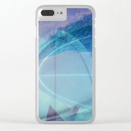 Surf Boards Dream Clear iPhone Case