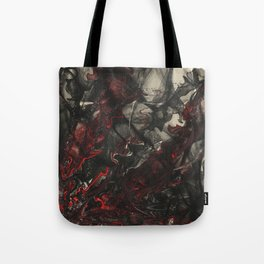 The Dance of Detached Humanism  Tote Bag