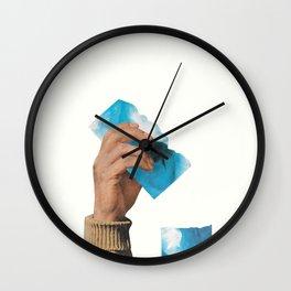 Jeu de blocs Wall Clock
