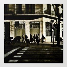 Londres Canvas Print