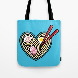 Love Ramen Tote Bag