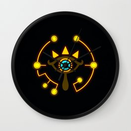 ZELDA- BREATH of the WILD Wall Clock