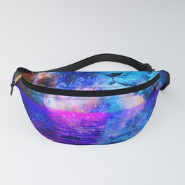 BEHOLD THE LION OF JUDAH Fanny Pack