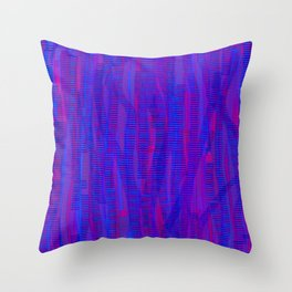 horizontal bars 4 Throw Pillow