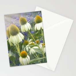 Leaning to the Light Stationery Cards