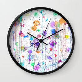Third Shot Wall Clock