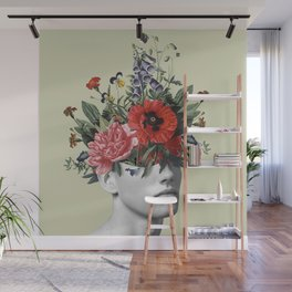 The one I love ... Wall Mural