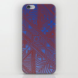 Trip to Morocco, direct to Marrakesh iPhone Skin