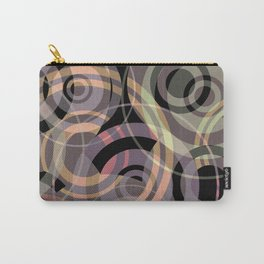 PATTERN-8 [gentle circles] Carry-All Pouch