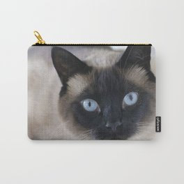Innocent Expression Carry-All Pouch