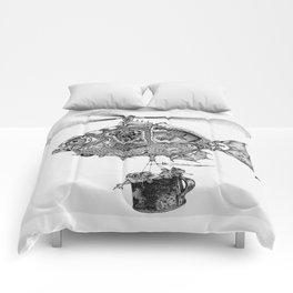 Weebits Flying Fish Excursion Comforters