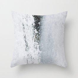 Blow Throw Pillow