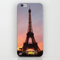 Mesmerized in Paris iPhone & iPod Skin