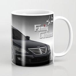 Black Monarch Coffee Mug