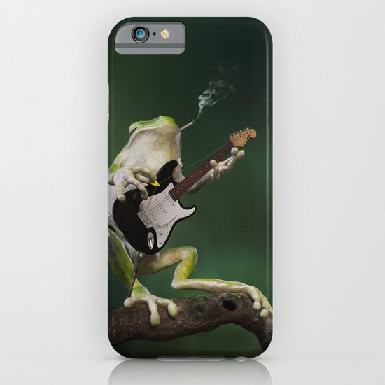 A Call for Rain iPhone & iPod Case