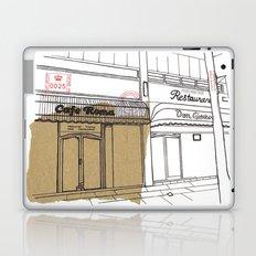 Cafe Roma. Laptop & iPad Skin