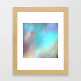 Diffuse 1 Framed Art Print