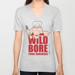 Wild Boar & Bill the Bore! Unisex V-Neck