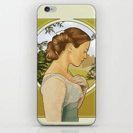Sybil iPhone Skin