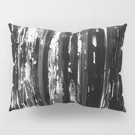 Black, White, and Sometimes Gray Pillow Sham
