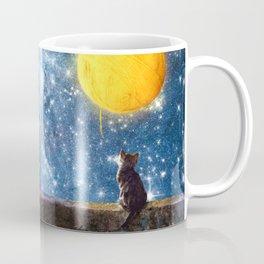 A Yarn of Moon Coffee Mug